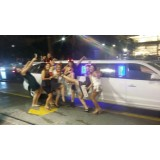 Venda de limousine quanto custa na Vila Invernada