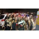 Venda de limousine valor na Vila Cruzeiro